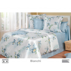 Cotton Dreams «Bianchi» евро макси (king size) с наволочками 50x70