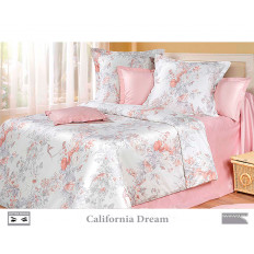 Cotton Dreams «California Dream» евро макси (king size) с наволочками 50x70