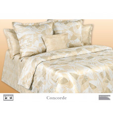 Cotton Dreams «Concorde» евро макси (king size) с наволочками 50x70