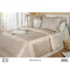 Cotton Dreams «Estetica» евро макси (king size) с наволочками 70x70