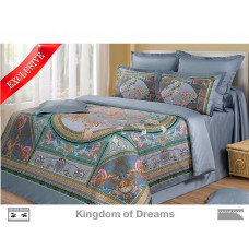 Cotton Dreams «Kingdom of Dreams» евро макси (king size) с наволочками 70x70