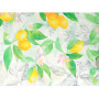 Постельное белье Россия Cotton Dreams «Lemon & Flowers» евро 50x70