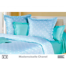 Cotton Dreams «Mademoiselle Chanel» евро макси (king size) с наволочками 50x70