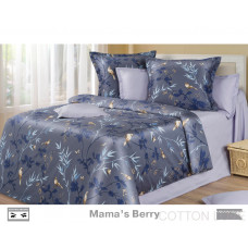 Cotton Dreams «Mama's Berry» евро макси (king size) с наволочками 70x70