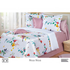 Cotton Dreams «Noa Noa» евро макси (king size) с наволочками 70x70