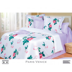 Cotton Dreams «Paris Venice» евро макси (king size) с наволочками 70x70