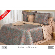 Cotton Dreams Philosophy «Roberto Giovanni» семейное с наволочками 70x70