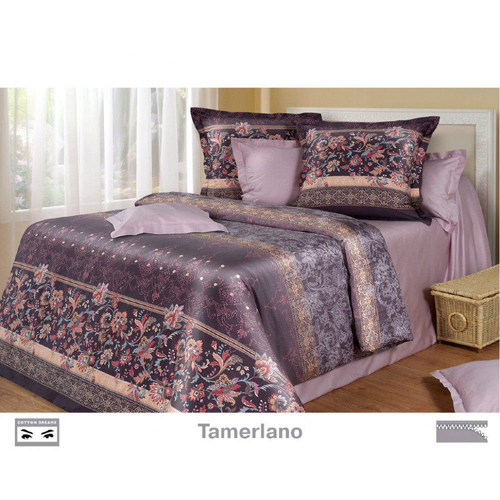 Cotton Dreams «Tamerlano» евро макси (king size)с наволочками 50x70