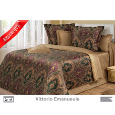 Cotton Dreams Philosophy «Vittorio Emanueule» евро с наволочками 70x70