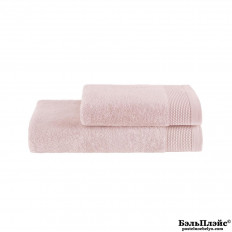 Полотенце Soft Cotton лицевое «Bambu» 50x100 розовый