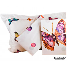 Tivolyo Home «Butterfly» deluxe двуспальное